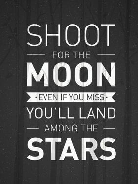 Shoot For The Moon by Kimberly Allen