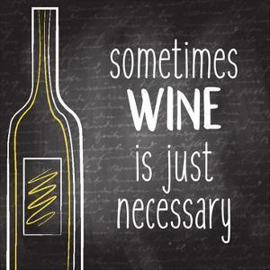 Sometimes Wine by Kimberly Allen