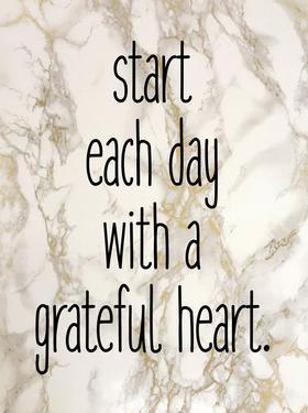 Start Each Day by Kimberly Allen
