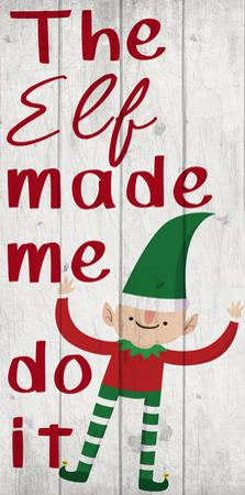 The Elf by Kimberly Allen