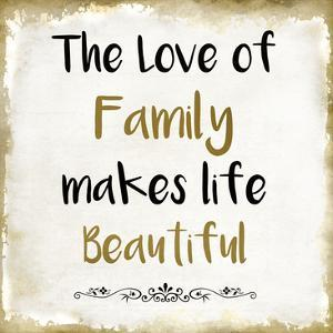 The Love Of Family by Kimberly Allen