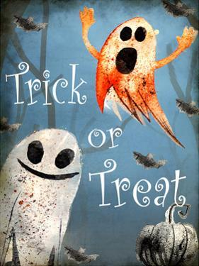 Trick or Treat Ghosts by Kimberly Allen