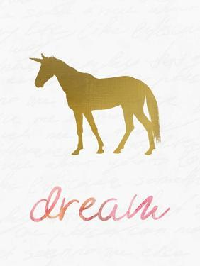 Unicorn Dreaming 1 by Kimberly Allen