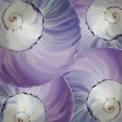 Violet Shell 2 by Kimberly Allen