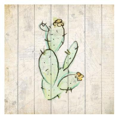 Watercolor Cactus 2 by Kimberly Allen