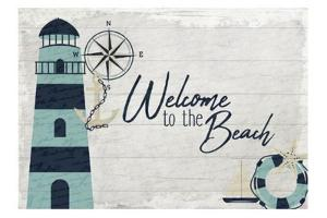 Welcome to the Beach by Kimberly Allen