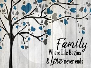 Where Life Begins by Kimberly Allen