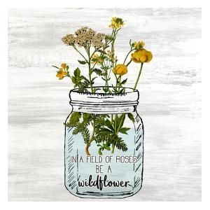 Wildflower Jar 2 by Kimberly Allen