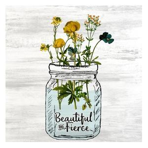Wildflower Jar 4 by Kimberly Allen