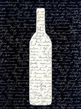 Wine on Black 2 by Kimberly Allen