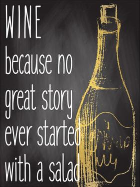 Wine Story by Kimberly Allen