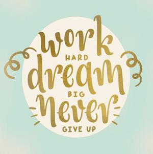 Work Dream by Kimberly Allen