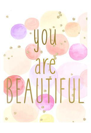You Are Beautiful Color