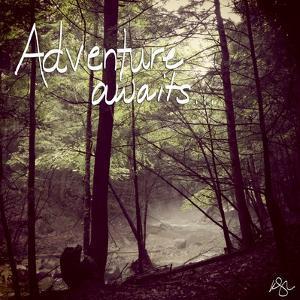 Adventure Awaits by Kimberly Glover