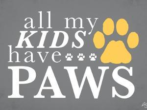 All My Kids Have Paws by Kimberly Glover