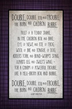 Double Double Toil by Kimberly Glover