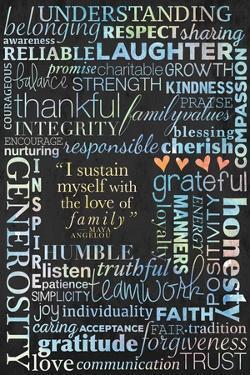 Family Values by Kimberly Glover
