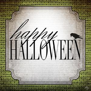 Happy Halloween by Kimberly Glover