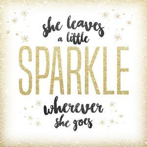 She leaves a sparkle 1 by Kimberly Glover