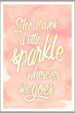 She leaves a sparkle 2 by Kimberly Glover