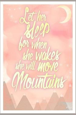 She Will Move Mountains 1 by Kimberly Glover