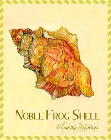 Noble Frog Shell, 2011 by Kimberly McSparran