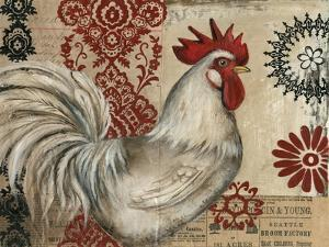 Classic Rooster I by Kimberly Poloson