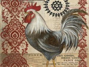 Classic Rooster II by Kimberly Poloson