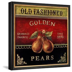Golden Pears by Kimberly Poloson