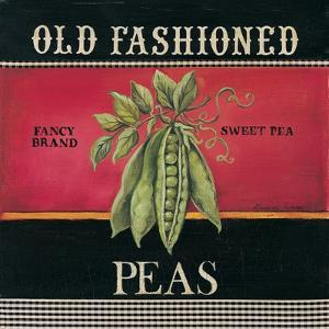 Old Fashioned Peas by Kimberly Poloson