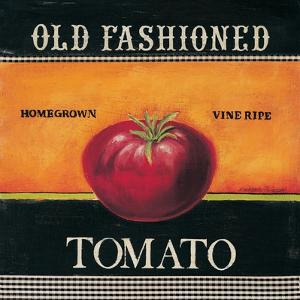 Old Fashioned Tomato by Kimberly Poloson