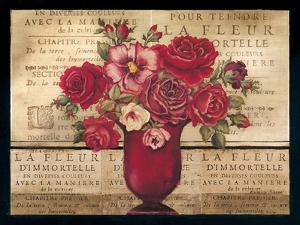 Paris Rose II by Kimberly Poloson