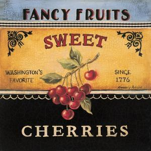 Sweet Cherries by Kimberly Poloson