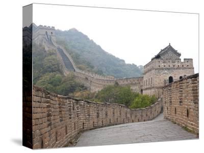Great Wall of China, UNESCO World Heritage Site, Mutianyu, China, Asia by Kimberly Walker