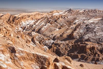 Moon Valley, Atacama Desert, San Pedro, Chile, South America by Kimberly Walker