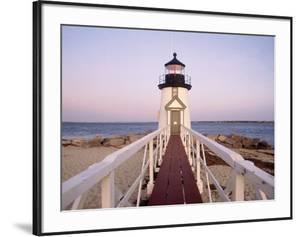 Brant Point Lighthouse, Nantucket, MA by Kindra Clineff
