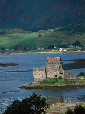 Eilean Donan Castle, Loch Duich, Scotland by Kindra Clineff
