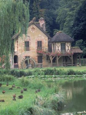 Marie Antoinette's Hamlet, Versailles, France by Kindra Clineff