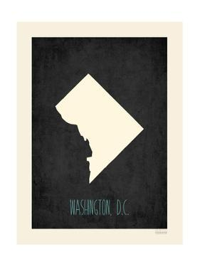 Black Map Dc by Kindred Sol Collective