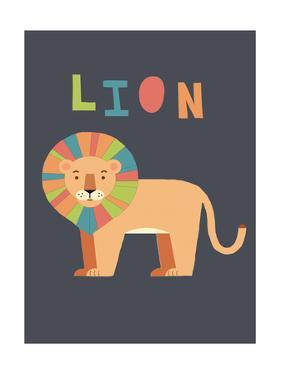 Bold Lion by Kindred Sol Collective