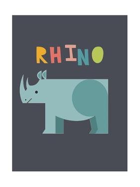 Bold Rhino by Kindred Sol Collective