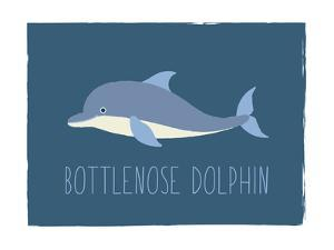 Bottlenose Dolphin by Kindred Sol Collective