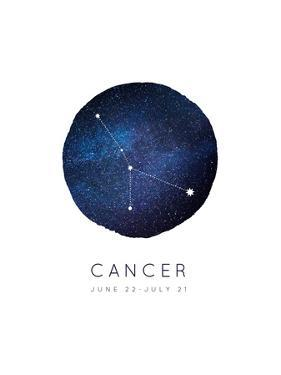 Cancer Zodiac Constellation by Kindred Sol Collective