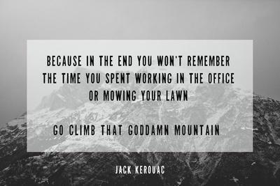Clmb That Mountain