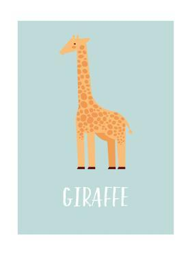 Giraffe by Kindred Sol Collective