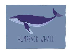 Humpback Whale by Kindred Sol Collective