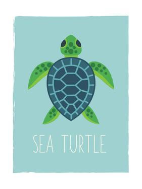 Sea Turtle by Kindred Sol Collective