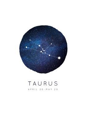 Taurus Zodiac Constellation by Kindred Sol Collective