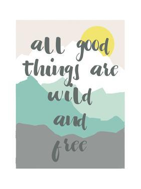 Wild and Free by Kindred Sol Collective