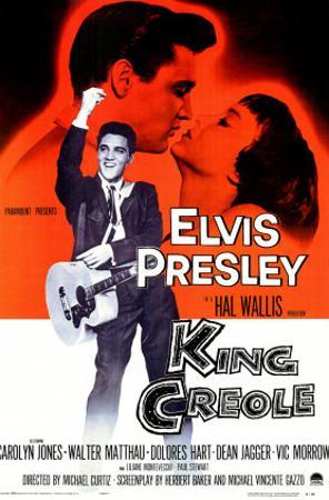 King Creole, 1958